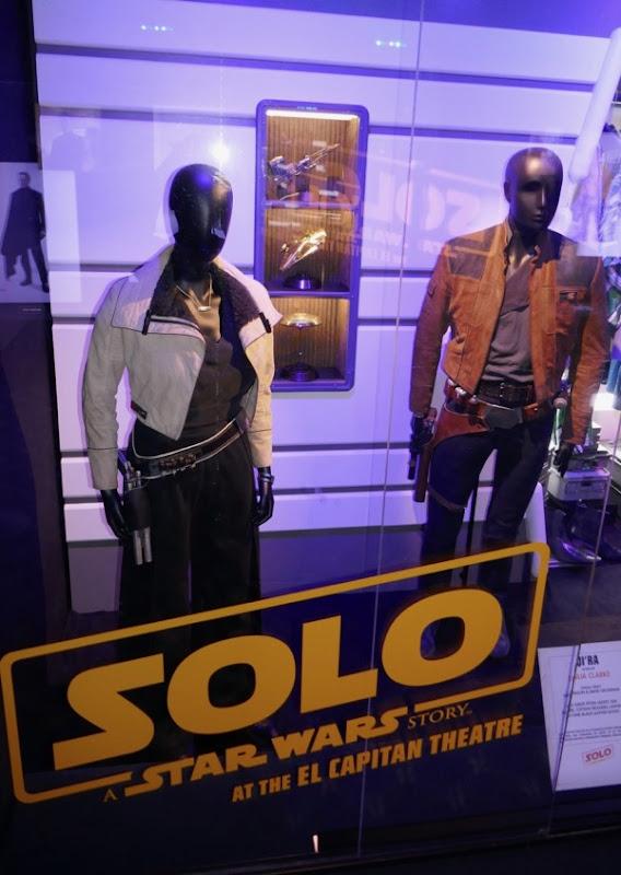 Qi'ra Han costumes Solo Star Wars
