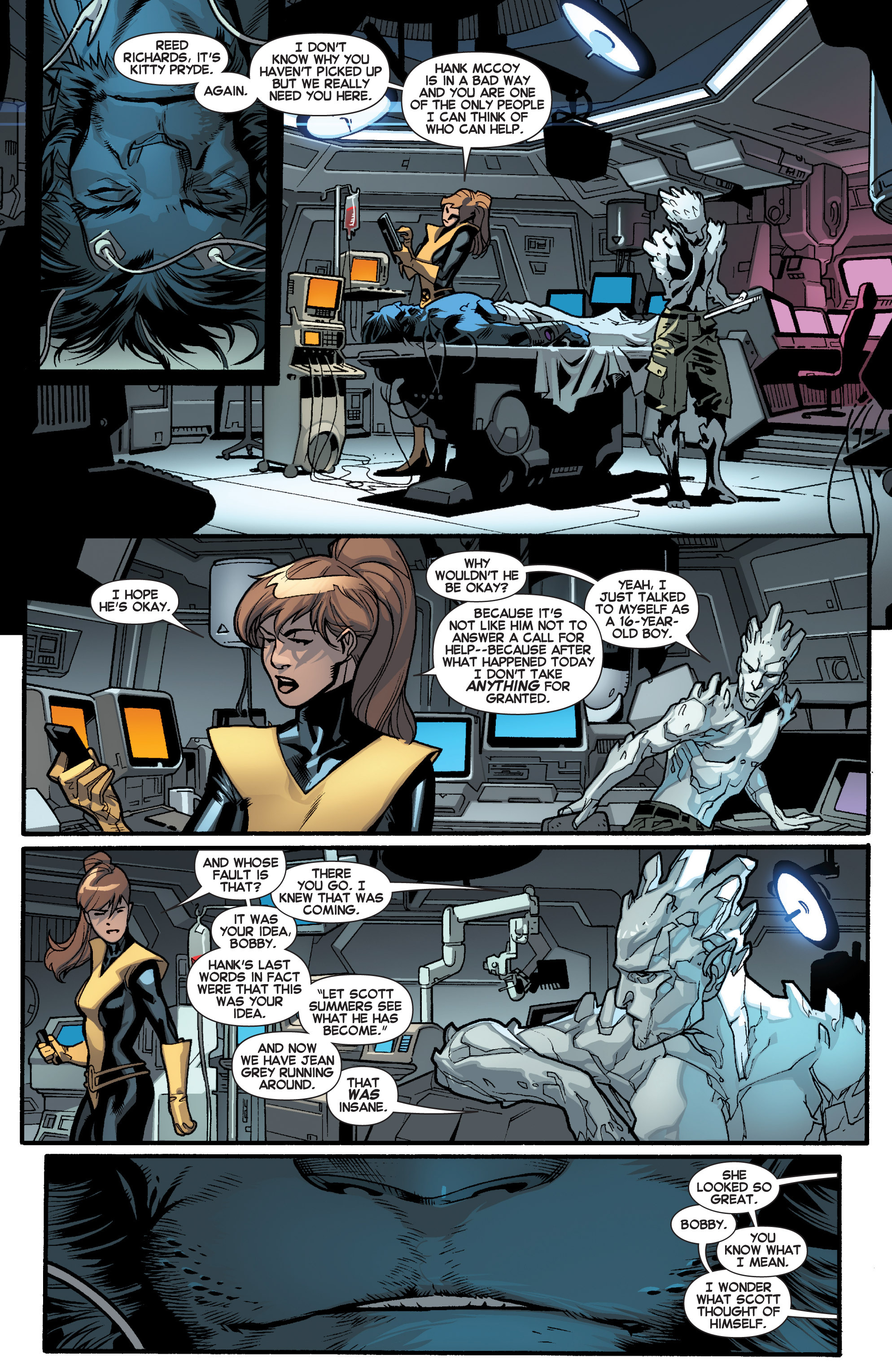 Read online All-New X-Men (2013) comic -  Issue # _Special - Yesterday's X-Men - 77