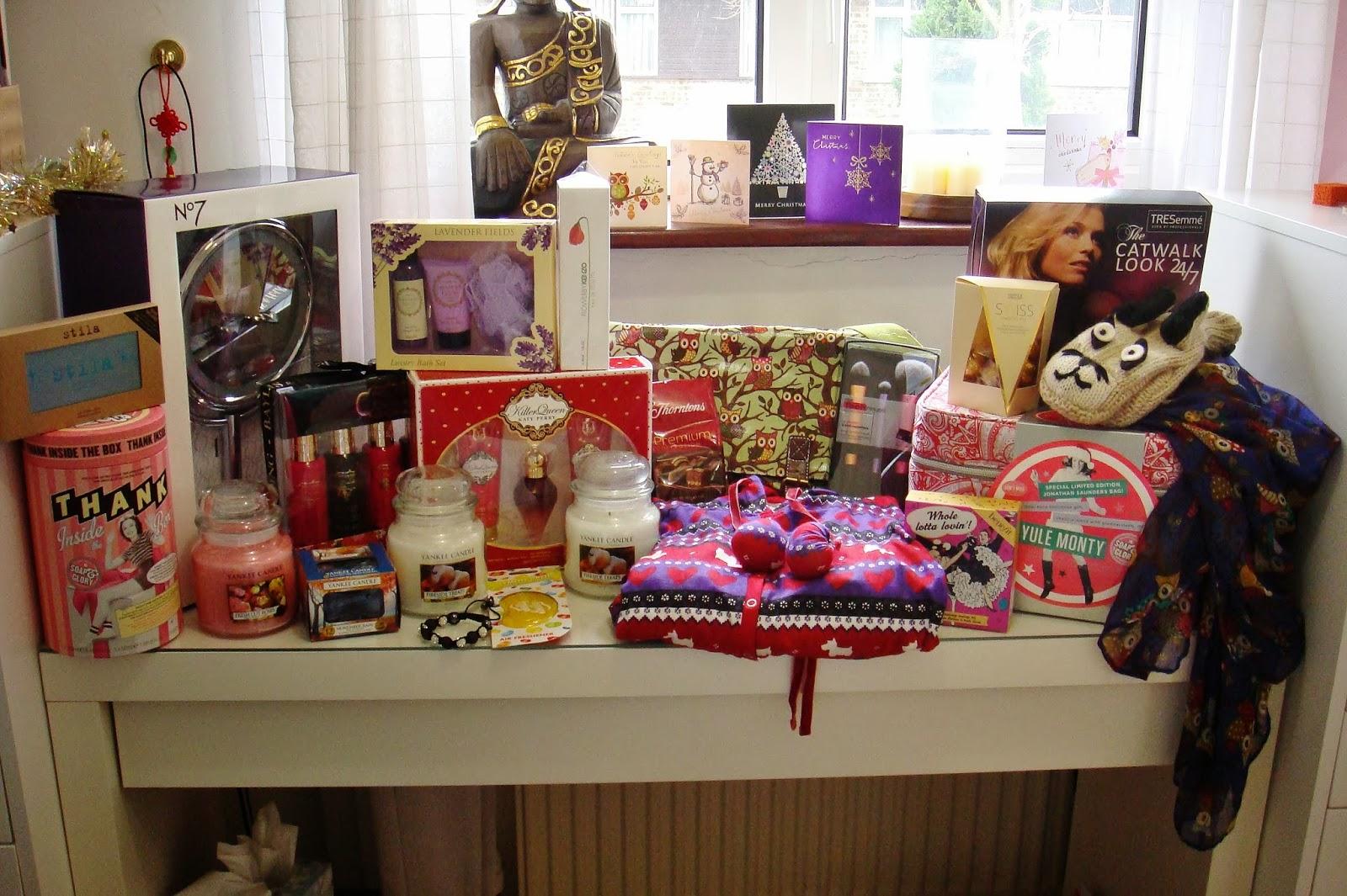 Ruth Boon: My Christmas Haul