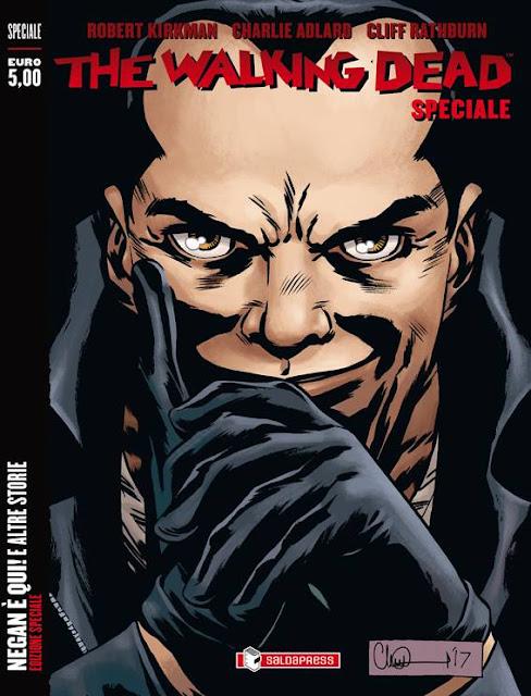 The Walking Dead: Negan è qui! E altre storie (variant formato edicola)