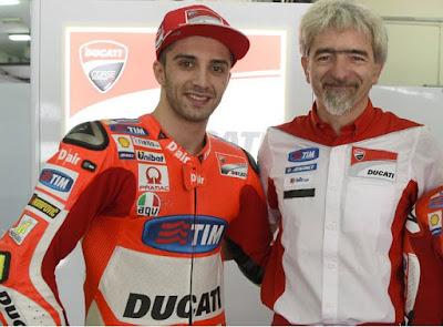 Ini Permintaan Maaf Pihak Ducati Kepada Iannone