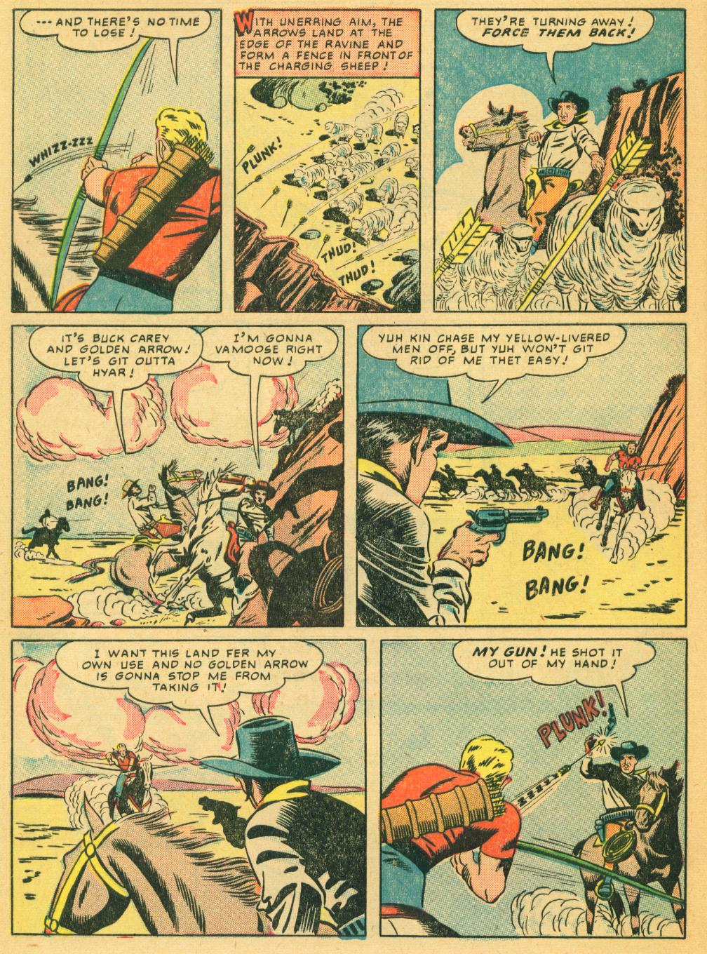 WHIZ Comics issue 119 - Page 20