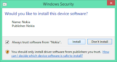 Nokia X USB Driver Full Download