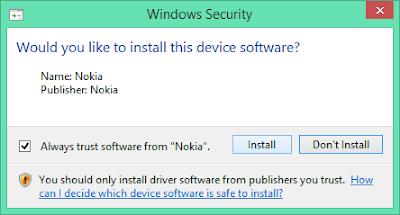 Nokia X USB Driver Full Download