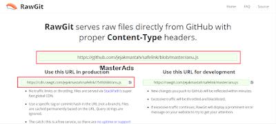Cara Upload dan Aktifkan Script Di Github