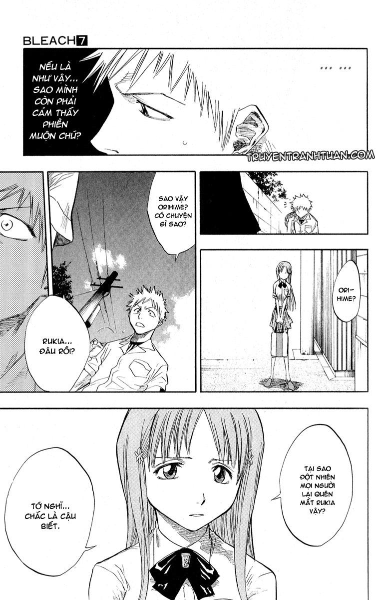 Bleach chapter 58 trang 12