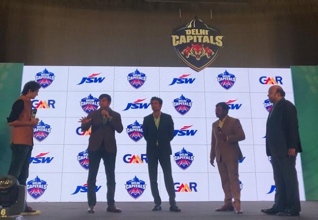 IPL 2019, Delhi Daredevils, Changed Name, Delhi Capitals, Logo
