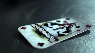 primer vistazo al joker en una imagen del set de gotham