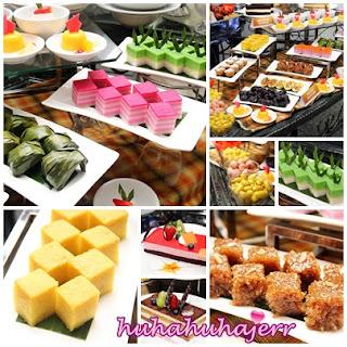 Buffet Ramadan 1438H / 2017M