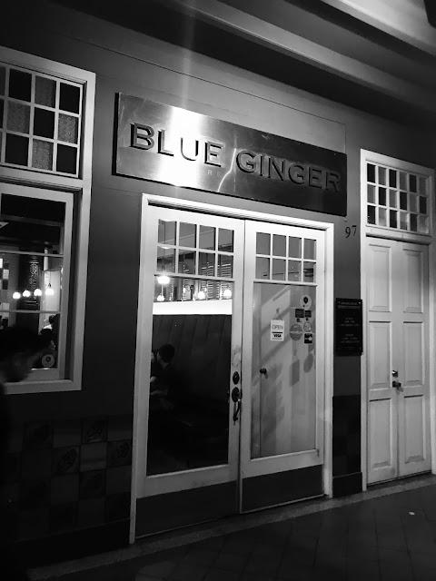 Blue Ginger, Tanjong Pagar Road
