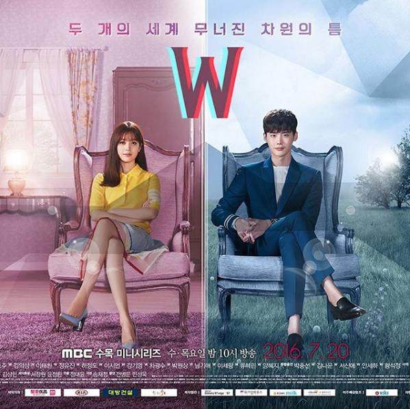 Sinopsis Drama Korea Terbaru : W (2016)