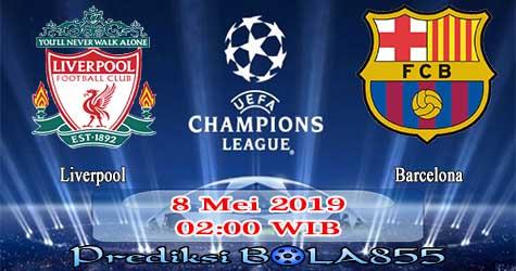 Prediksi Bola855 Liverpool vs Barcelona 8 Mei 2019