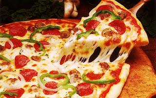 Hướng dẫn cách làm pizza nhanh