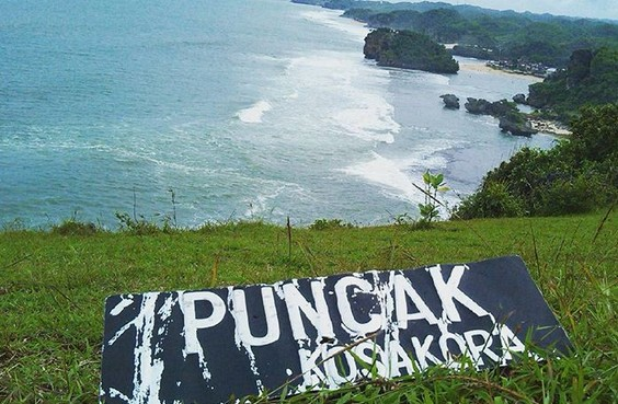 Pesona Keindahan Wisata Bukit Kosakora Di Tanjungsari Gunung Kidul Yogyakarta Ihategreenjello