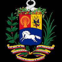 Logo Gambar Lambang Simbol Negara Venezuela PNG JPG ukuran 200 px