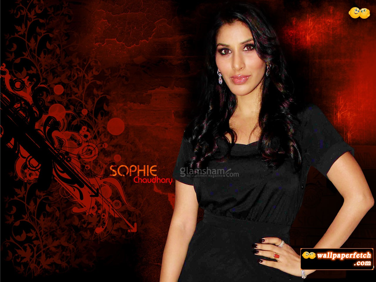 Wallpaper Fetch Sophie Chaudhary Hot Wallpapers 2012-5104
