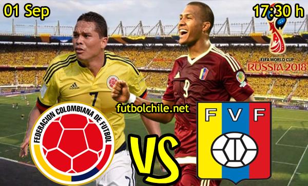 Ver stream hd youtube facebook movil android ios iphone table ipad windows mac linux resultado en vivo, online: Colombia vs Venezuela