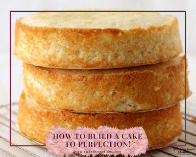 4. BAKE FLAT EVEN CAKE LAYERS