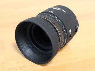 SIGMA MACRO 50mm F2.8 EX DG⑪
