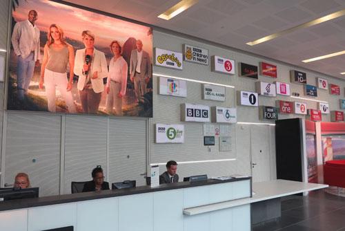 BBC North Media City Manchester