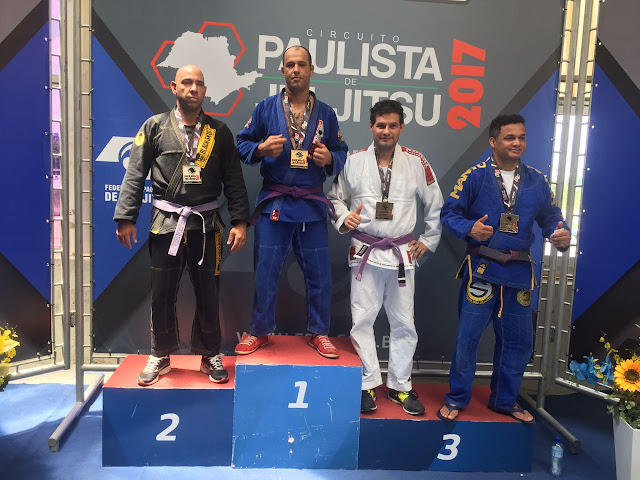 """""""Equipe Alliance Jiu Jitsu Registro-SP conquista medalhas na I Etapa do Circuito Paulista 2017"""""""
