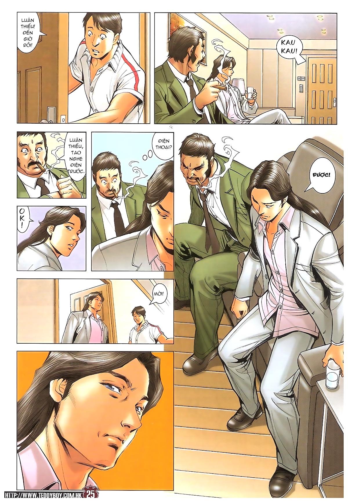 Người Trong Giang Hồ - Ngũ Hổ qui thiên - Chapter 1717: Đàm phán siêu cấp 3 - Pic 24