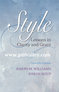Style Lessons in Clarity and Grace 11th Edition