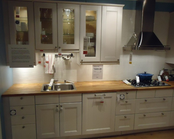 Desain Dapur Kering