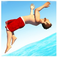 Flip Diving V2.3.1 Apk For Android - Sports