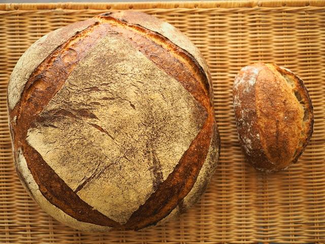 札幌・円山のパン屋、ハルタの「一升パン」