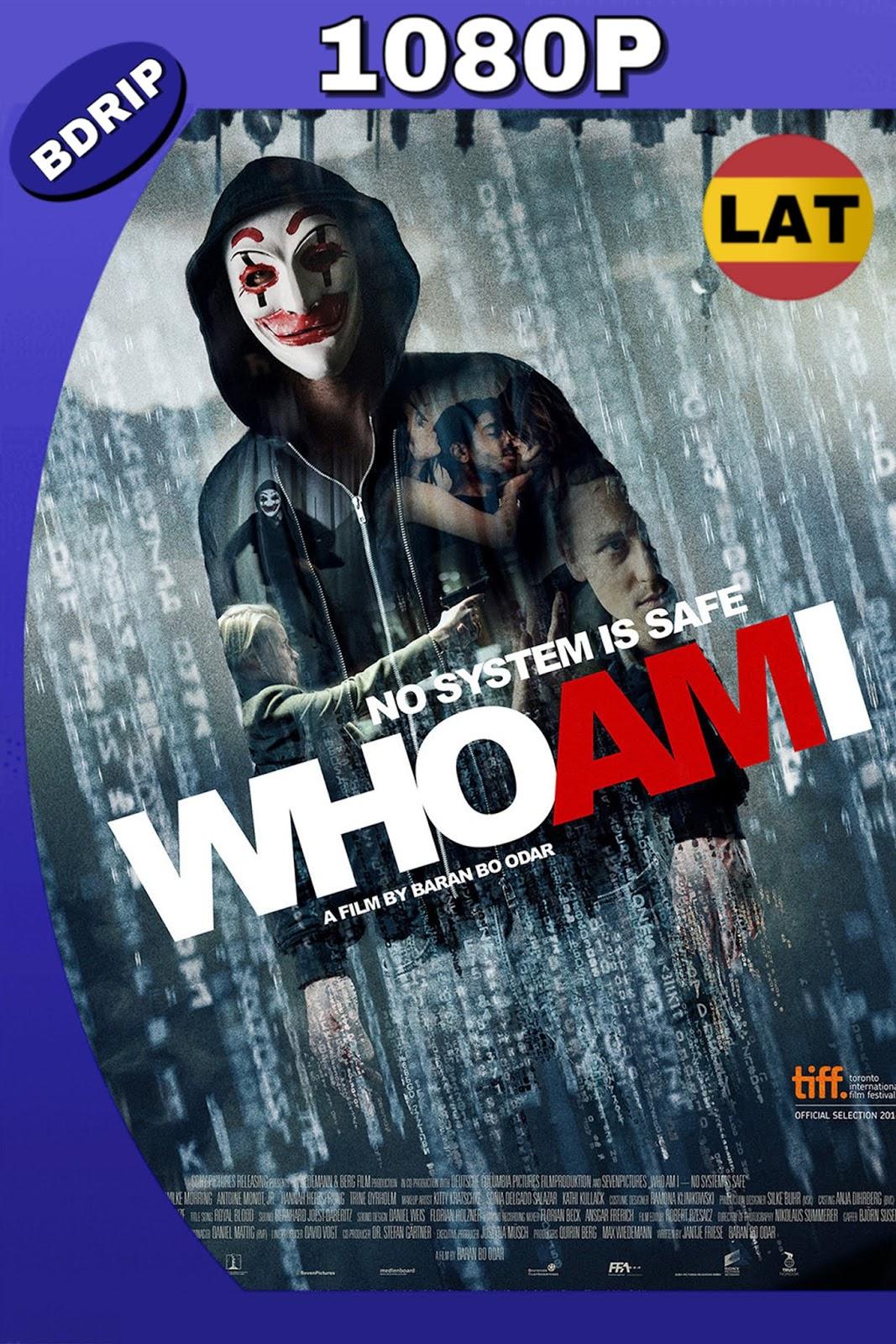 WHO AM I NINGÚN SISTEMA ES SEGURO 2014 LAT-ING BDRIP 1080P 11GB.mkv