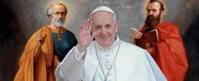 Resultado de imagen para Santos Apóstoles Pedro y Pablo