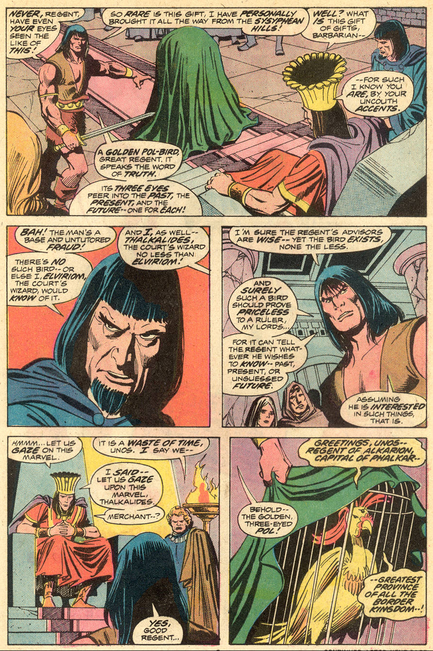 Conan the Barbarian (1970) Issue #51 #63 - English 4