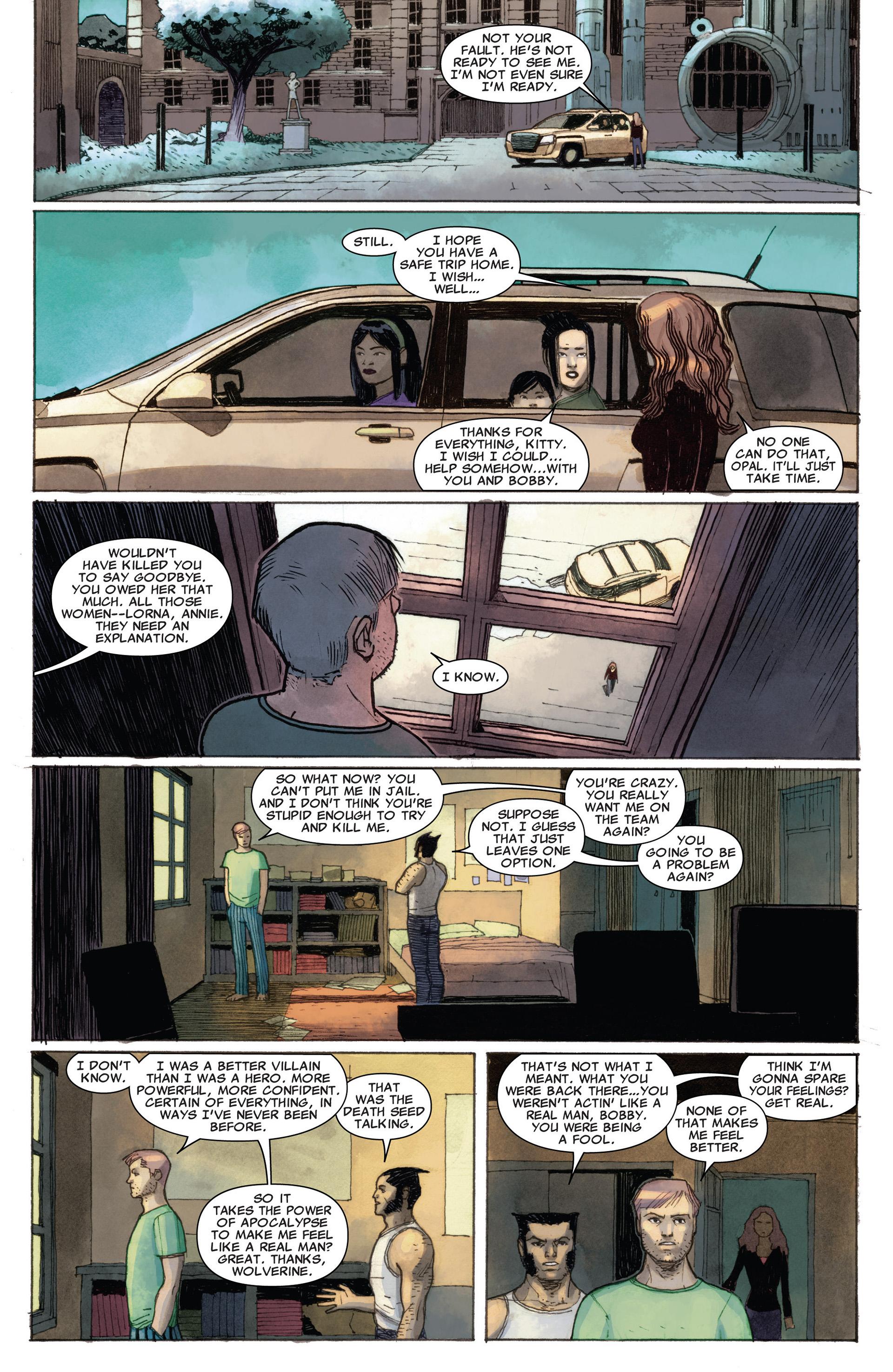 Read online Astonishing X-Men (2004) comic -  Issue #65 - 20