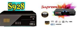 Azamerica S928 Atualização em Cinebox Supremo