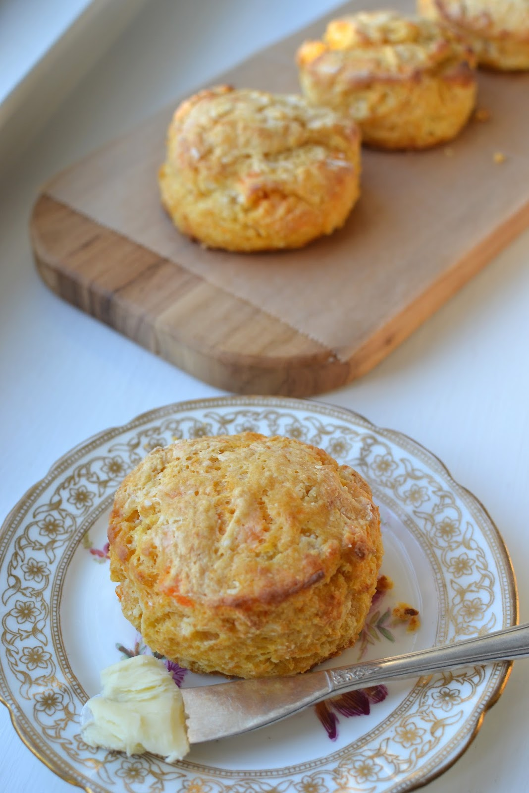 Sweet Potato Biscuits Bobby Flay