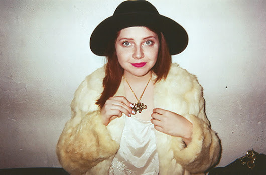 Disposable Diaries: Jenny Lewis Fall '14