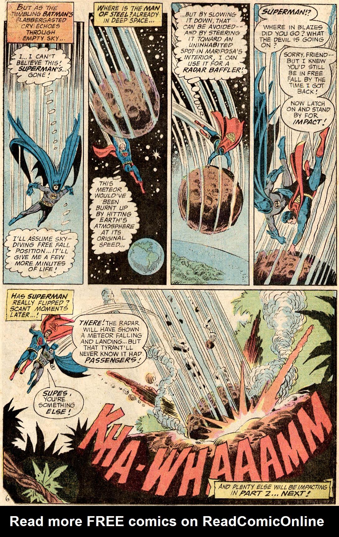Read online World's Finest Comics comic -  Issue #226 - 8