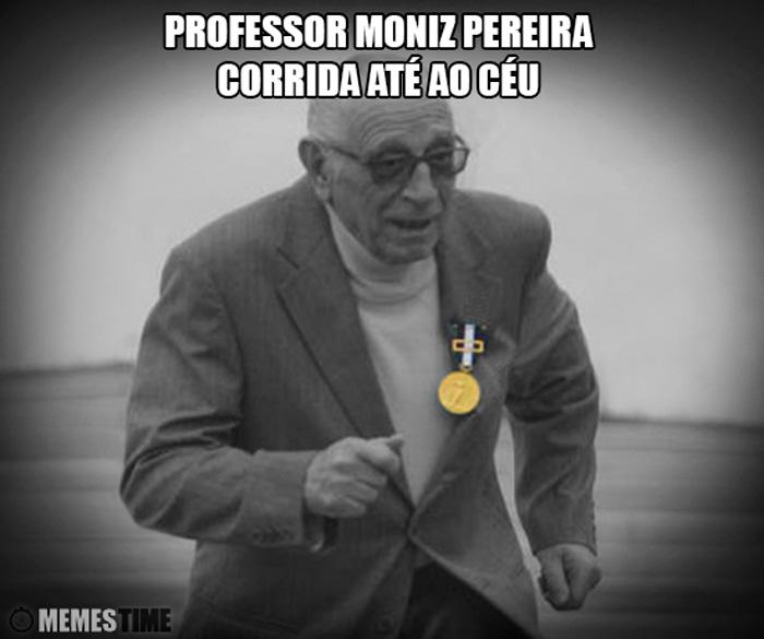 Memes Time Professor Mário Moniz Pereira – Corrida até ao Céu