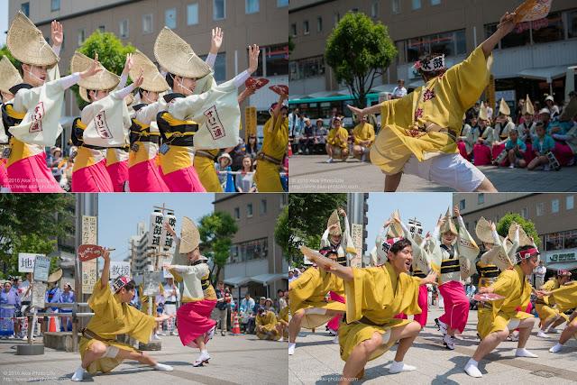 吹鼓連、熊本地震被災地救援募金チャリティ阿波踊りの記事のカバー写真