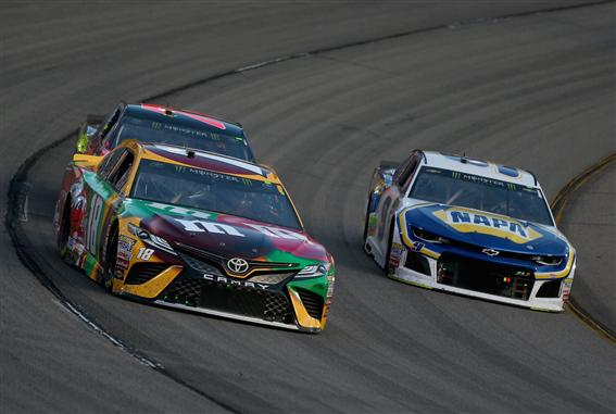 2b570641ce08 NASCAR Notes  Odds to win 2018 Federated Auto Parts 400 at Richmond
