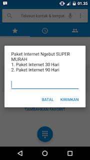 Paket Internet Simpati Loop dan Kartu AS Murah 30 hari dan 90 Hari untuk Android