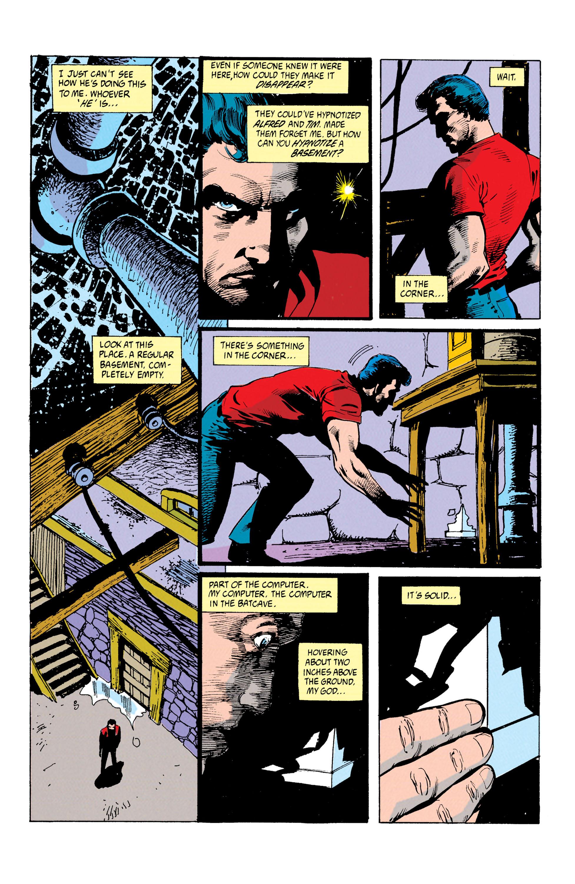 Detective Comics (1937) 633 Page 17