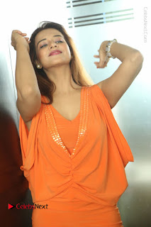 Actress Saloni Aswani Pos in Short Dress at Meelo Evaru Koteeswarudu Movie Interview  0247.JPG