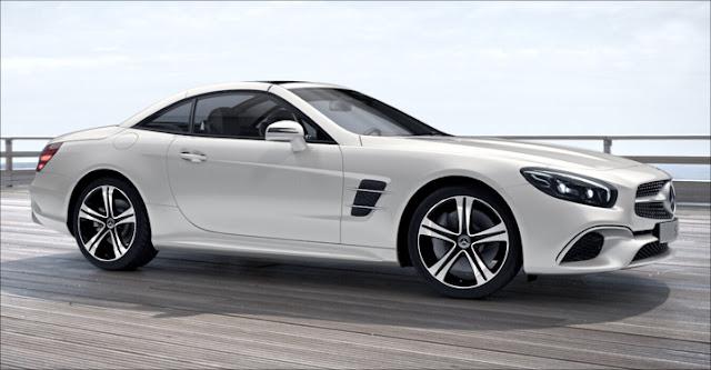Mercedes SL 400 2019