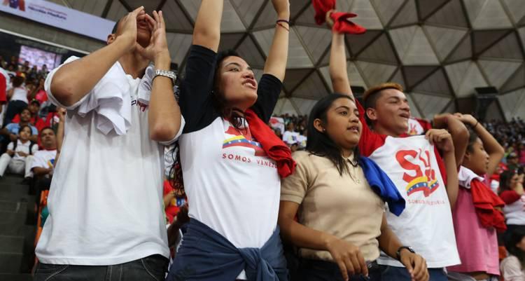 Presidente Maduro anunció Bono del Día de la Juventud