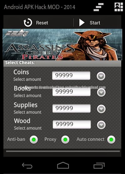 Assassin's Creed Pirates Hack Android & iOS ~ Android&iOS