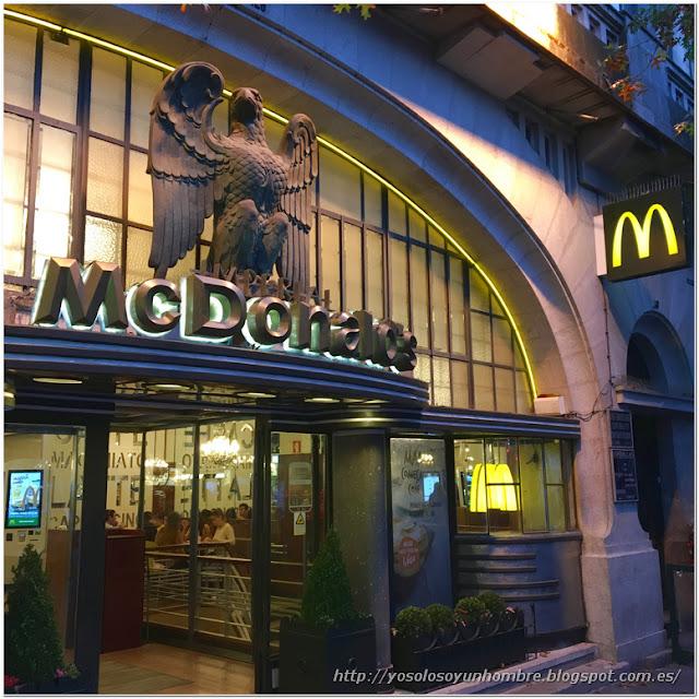 McDonals imperial (la foto es de la noche)