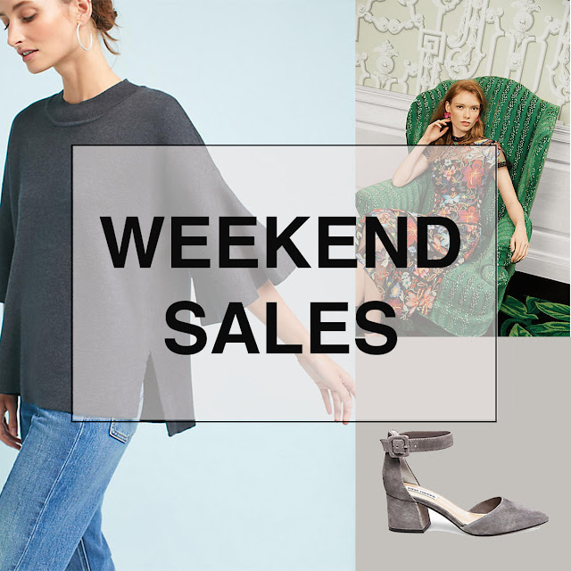 Boston Life & Style Blogger, The Northern Magnolia, rounds up the best weekend sales on the web!