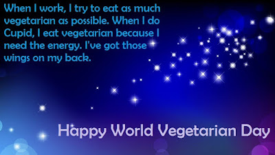 World Vegetarian Day Image